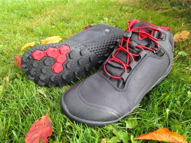 Vivobarefoot Hiker Soft Ground, ein warmer Wanderstiefel für Herbst und Winter