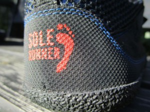 Sole Runner Pure 2 Rückansicht
