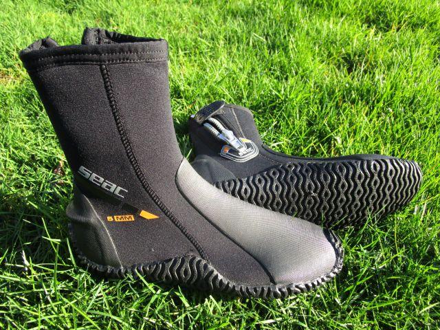 Seac Neoprenstiefel, ein wintertauglicher und warmer Schuh