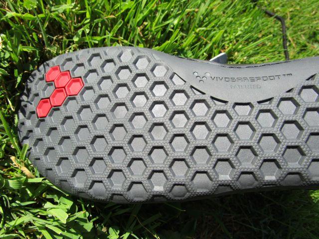 Vivobarefoot Gobi Ladies Hi Top, rutschfeste Sohle von unten