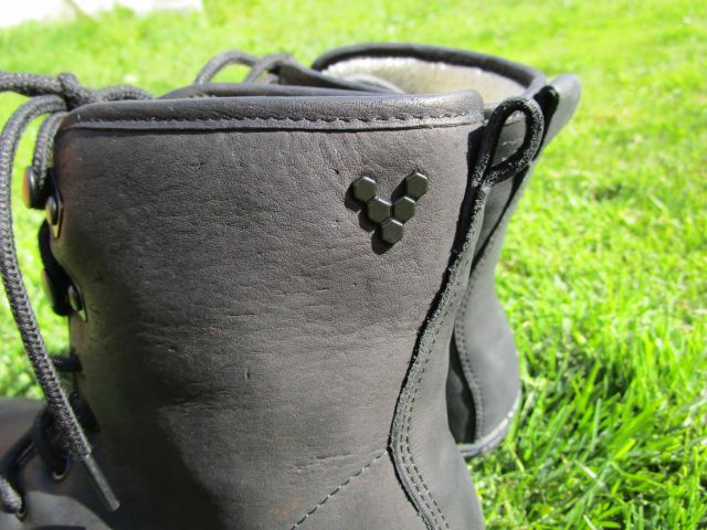 Vivobarefoot Gobi Ladies Hi Top Logo