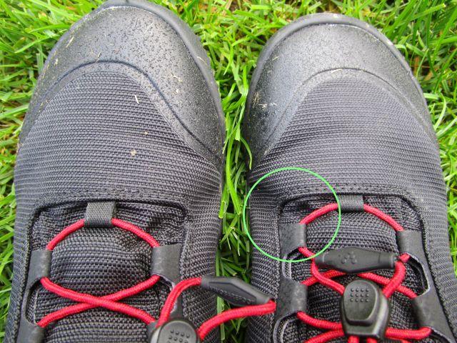 Vivobarefoot Hiker Soft Ground Druckstelle