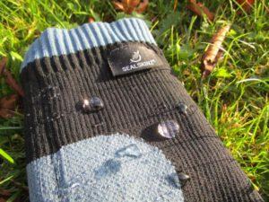 Wasserdichte Socken Sealskinz im Test