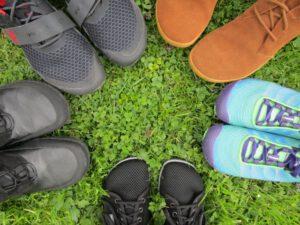 Barfußschuhe von Vivobarefoot, leguano und Sole Runner im Test