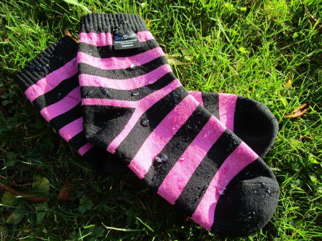 Wasserdichte Socken von Dexshell