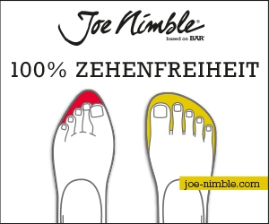 Joe Nimble Online-Shop