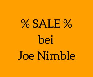 Wintersale bei Joe Nimble
