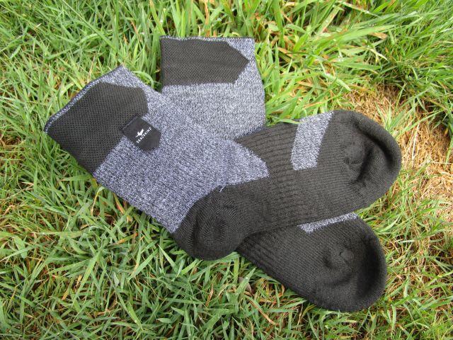 Sealskinz dünne wasserdichte Socken, knöchelhoch