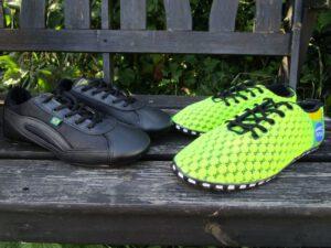 Taygra Barfußschuhe: Corrida Sport und Slim Sneaker