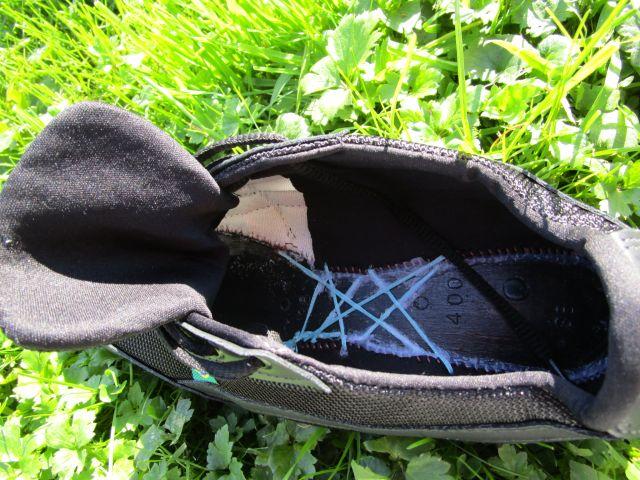 Taygra Slim Sneaker innen