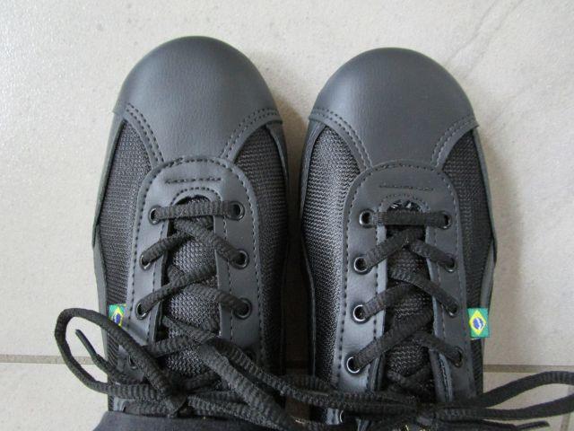 Taygra Slim Sneaker Zehenbox