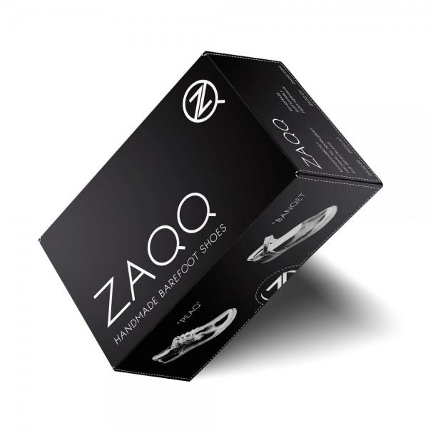 Schuhkarton von ZAQQ, klicken um zum Shop zu gelangen